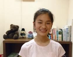 Mちゃん、12才(立川市のお子さん)