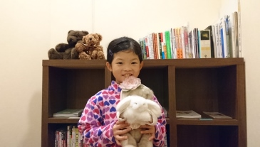 Hちゃん、6才(立川市のお子さん)