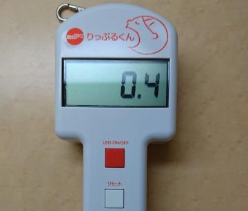 口唇封鎖力測定器