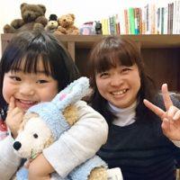 Aちゃん 3歳とお母さん
